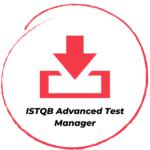 ISTQB Advanced Test Manager