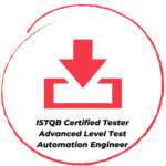 ISTQB Certified Tester Advanced Level Test Automation Engineer