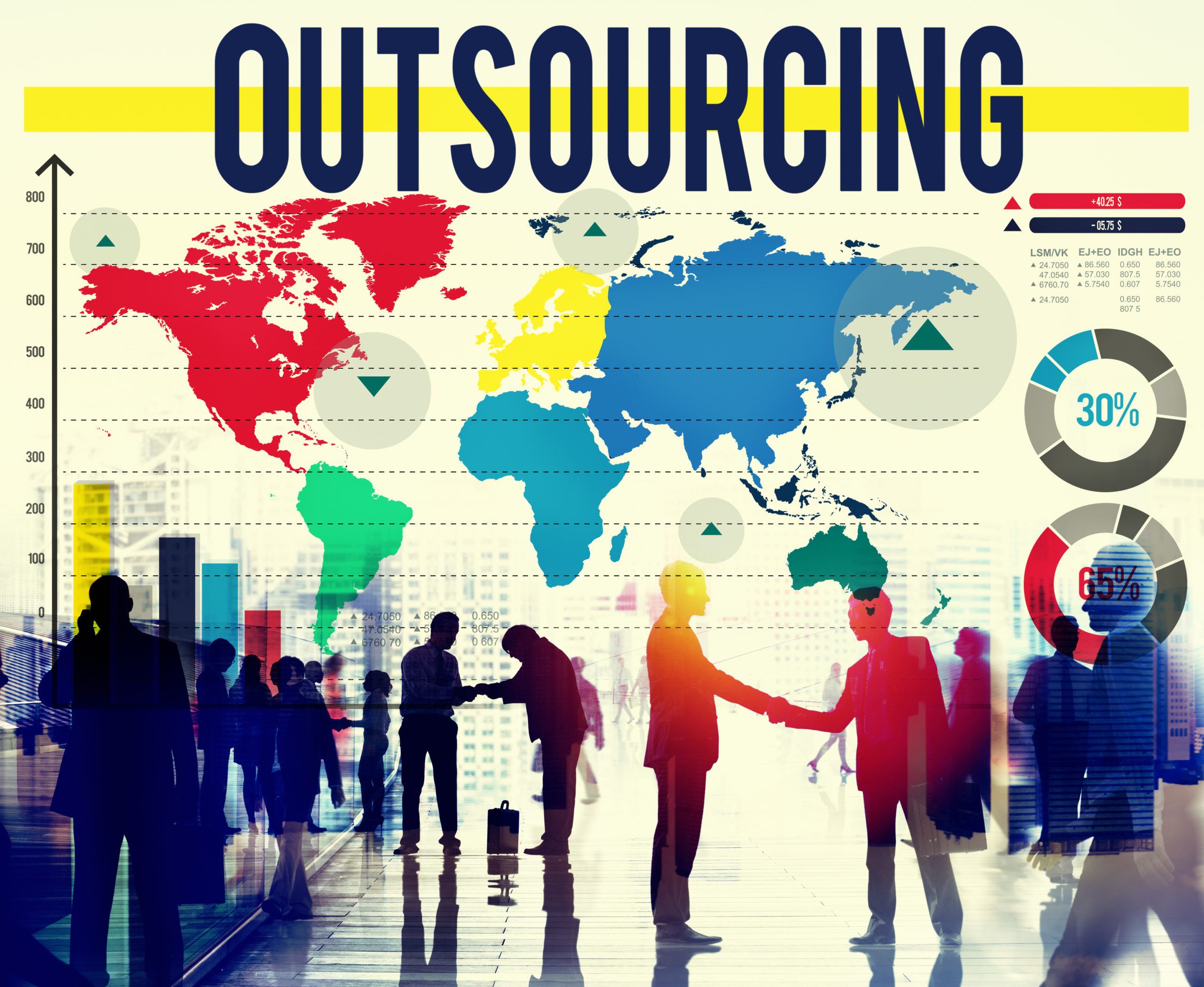 How to choose the right IT outsourcing company?